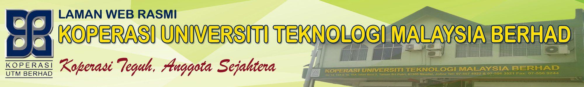 Koperasi UTM Berhad