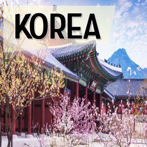 Menu Page Pelancongan Korea