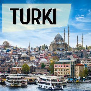 Menu Page Pelancongan Turki