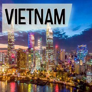 Menu Page Pelancongan Vietnam